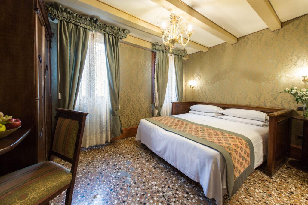 Les chambres | Casa Nicolò Priuli, Venise